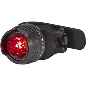 Cube RFR Diamond HQP Lygte Rød LED, black